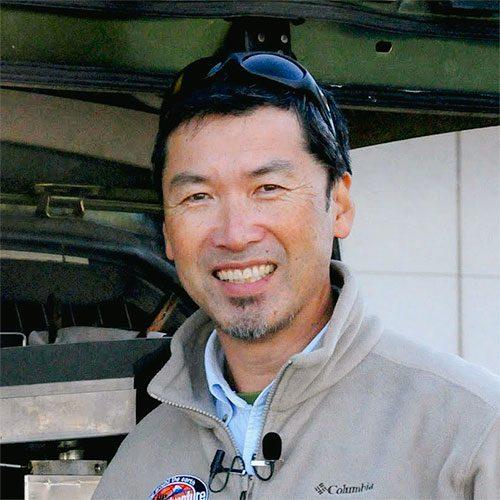 山田周生さん
