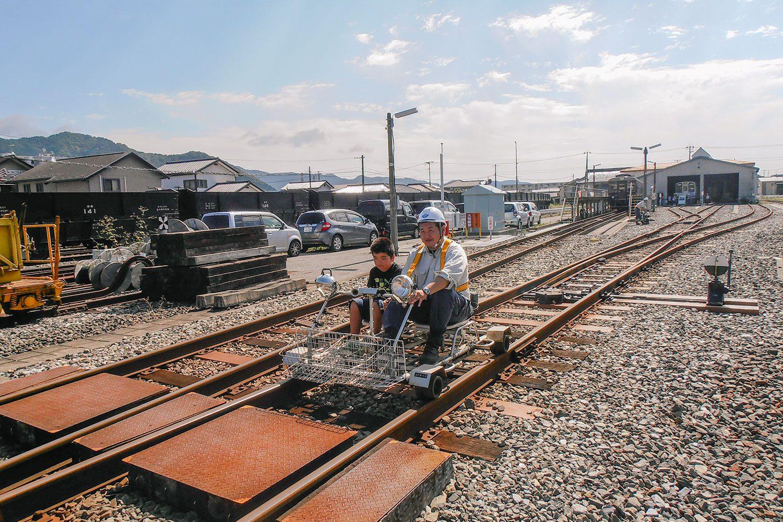 乗る・知る・食べる・洗い隊 三陸鉄道を満喫する旅第2弾! 〜さんてつ車両をきれいにみがこう〜