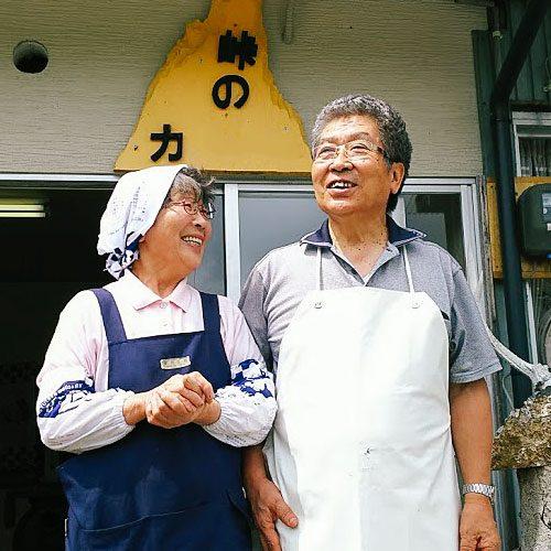 小笠原静子さん / 奥田耕一さん
