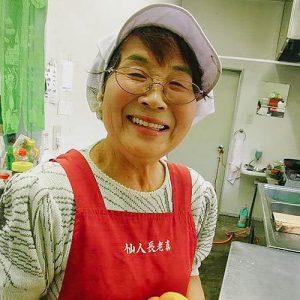 小笠原静子さん