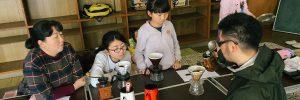 ハピスコーヒー・岩鼻さん直伝! コーヒー手焙煎講座 ~Happiece(しあわせのひとかけら)をあなたに~